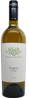 Tortoise Creek Viognier le Verger 2013 750ml - Case of 12
